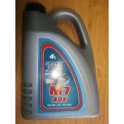 Motorový olej 15W-40, 4L