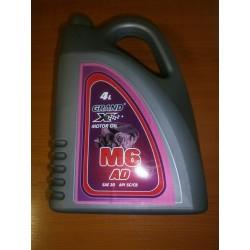 Motorový olej 4L