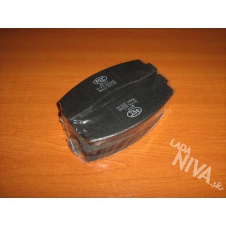 Brzdové segmenty Lada Niva 1.6,1.7